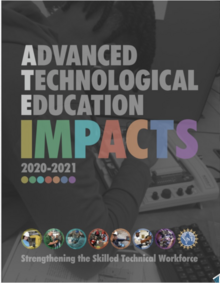 Cover ATE impacts book 2020-21