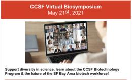 City College of San Francisco Biosymposium
