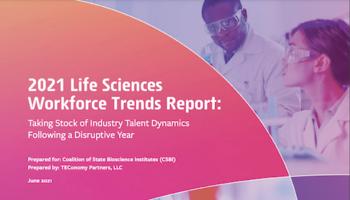 CSBI 2021 Workforce Report Cover