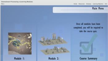 Downstream Manufacturing Module
