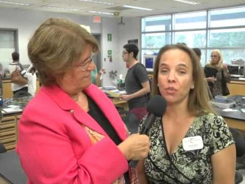 2015 Open house at the Biotechnology Program