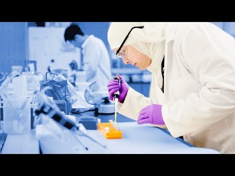 Biotechnology Classroom in a Minute