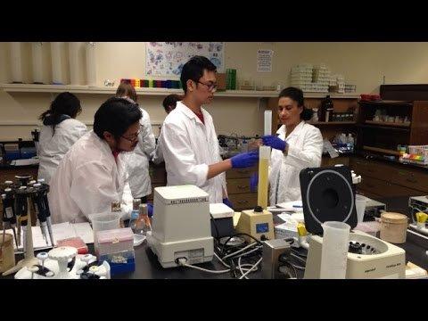 Contra Costa College Advanced Biotechnology