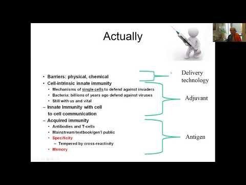 Webinar 10: Teaching Biotech from a Distance - Vaccine Basics