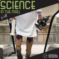 Science in the mall