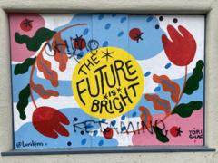 Artwork - The future is bright