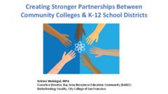 K-12 Outreach Session SSF 2018